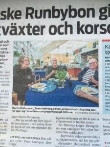 I Väsby tidningen
